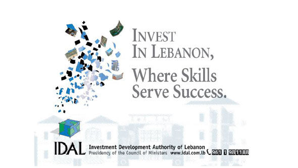 IDAL: Strategy of the Investment and Development Authority of Lebanon