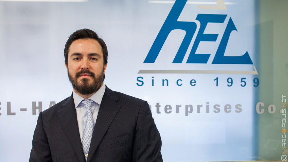 Karim El Hajjar, Chairman of EL-HAJJAR Enterprises Co. (H.E.C Holding)