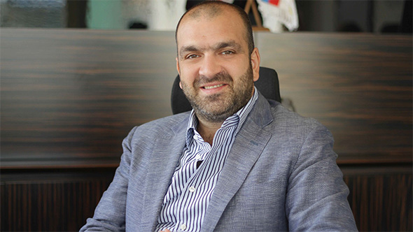 Mohammed El-Hout, Chairman & General Director of Middle East Airlines
