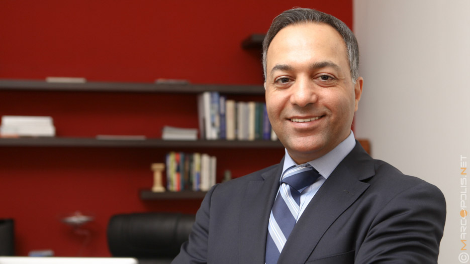 Ziad R. Maalouf, CEO of Capstone Investment Group