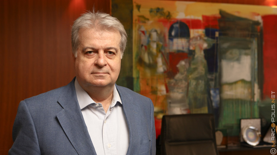 Wajih Bizri, President of International Chamber of Commerce Lebanon, President of Sipes Group