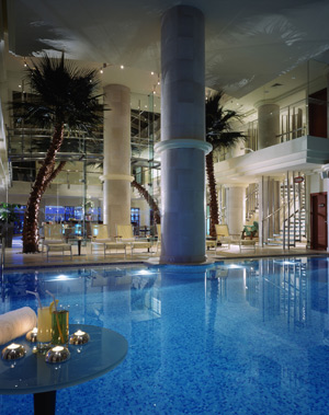 Phoenicia Intercontinental Spa Pool
