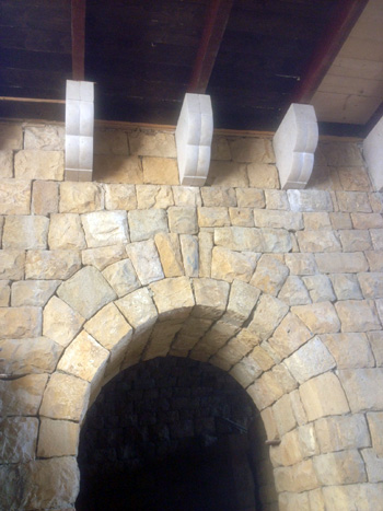 Dr Khouri is currently building a stone house (Levantine style) in Nabey village, Lebanon