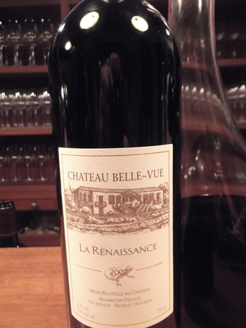 Chateau Belle-Vue wines