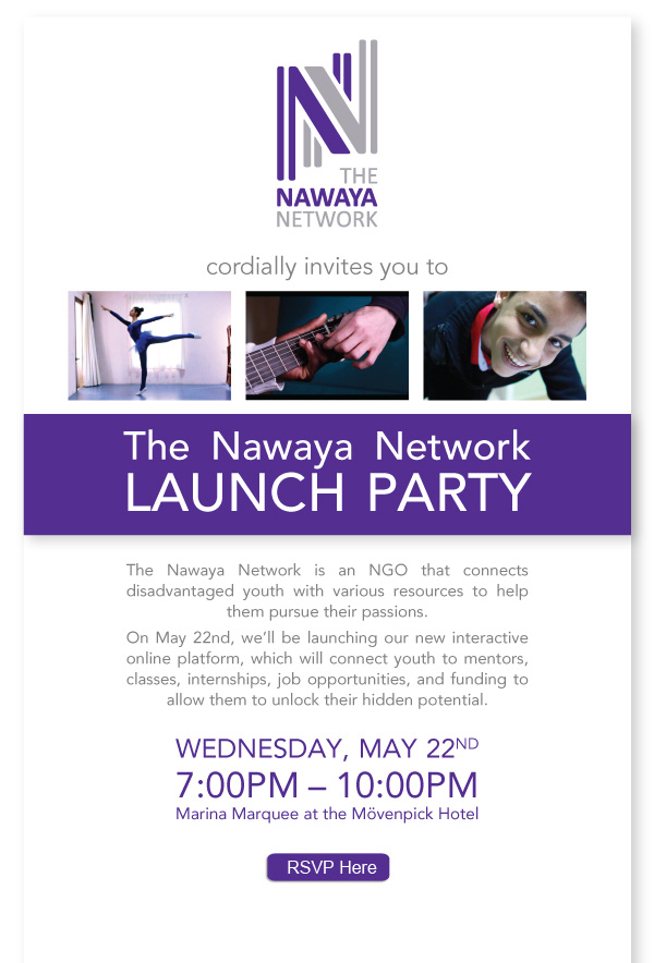 Nawaya's May 22 formal launch