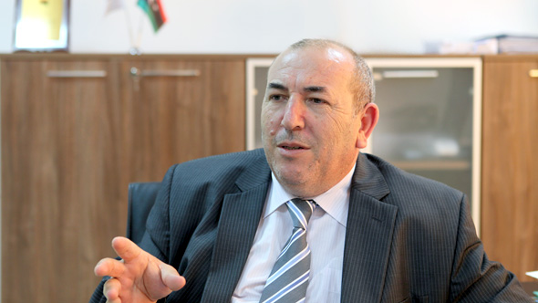 Abubaker M. Elfortia, General Manager of Afriqiyah Airlines