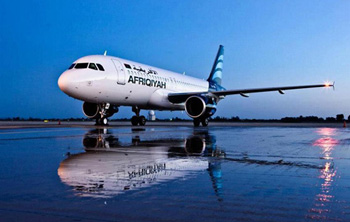 Afriqiyah Airways