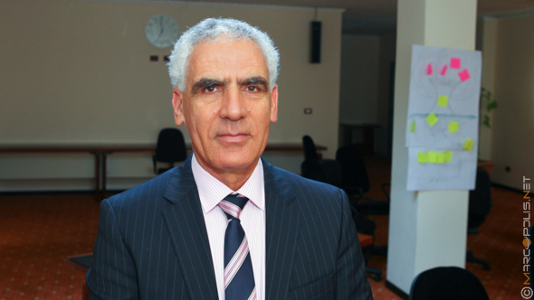 Mohamed Raied, Chairman of Al-Naseem Food Industries