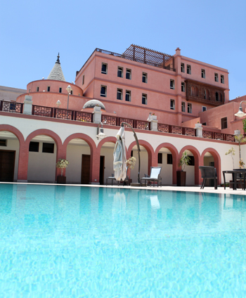 Al Waddan Hotel Tripoli, outdoor pool