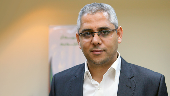 Abdulla A. Abouda, General Manager of Almadar Aljadid