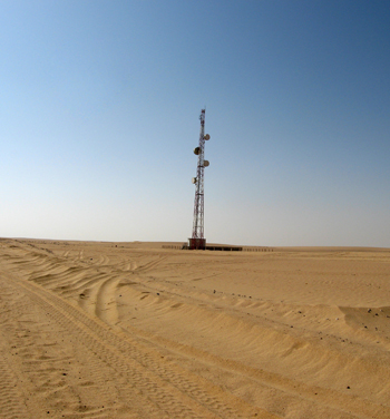 Almadar Aljadid telecom sites in Libya