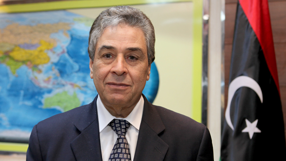 Bashir M. Elmadani, Managing Director of Libyan African Investment Company (LAICO)