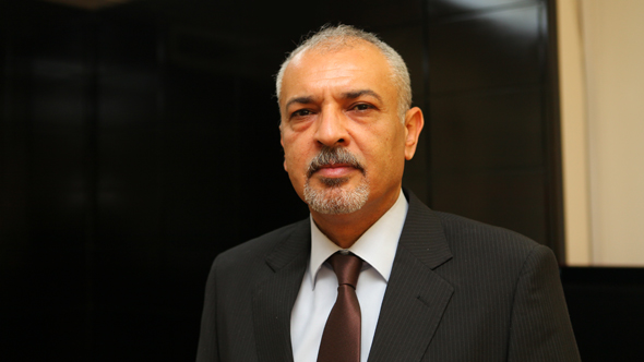 Khaled Ben Alewa, CEO of Libyan Airlines