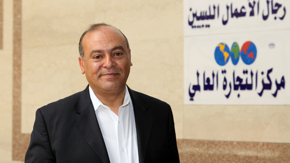 Abdulnaser Ben Nafaa, Chairman of Libyan Businessmen Council