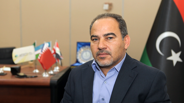 Mohamed Alhanghri, Member of Libyan Businessmen Council