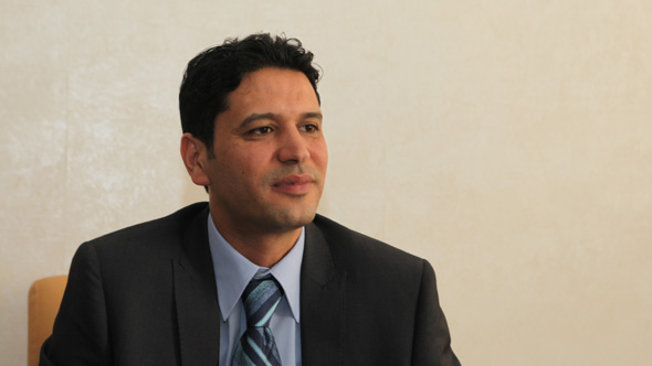 Husam Abulhul, CEO of LTT (Libya Telecom & Technology)