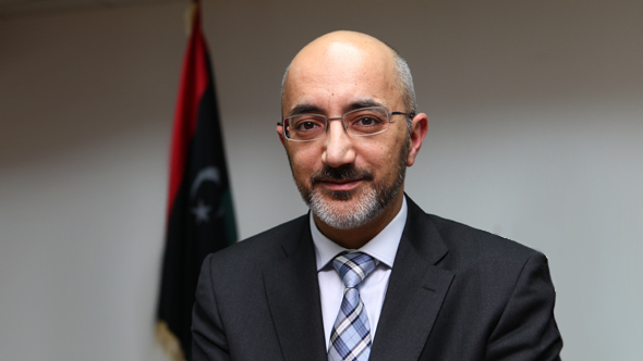 Eng. Usama Siala, Minister of Communications and Informatics of Libya