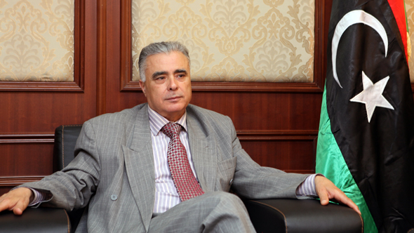 Eng. El-Hadi S. Hensher, Minister of Water Resources of Libya