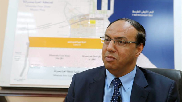 Dr. Elhusain Benahmida, Chairman and General Manager of Misurata Free Zone