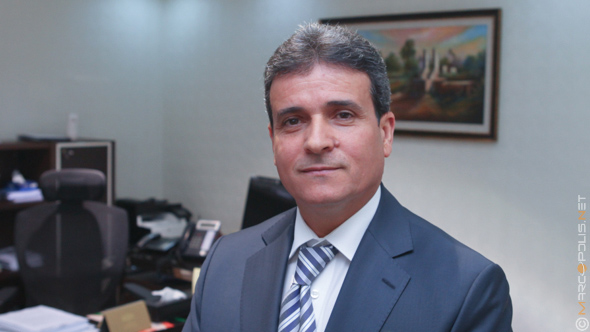 Suleiman E. Alazzabi, Managing Director of National Commercial Bank (NCB)