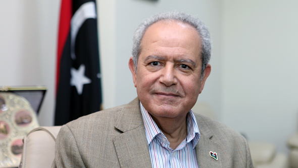 Dr. Nuri A. Berruien, Chairman of the Board, National Oil Corporation (NOC) of Libya
