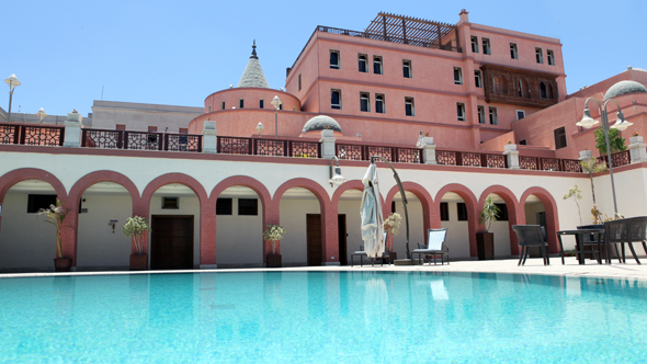 Al Waddan Hotel: Tripoli uses the historical past to help create a new future