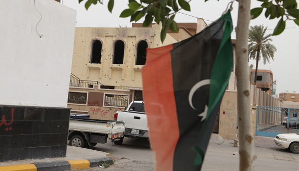Why is Libya Divided: Historical Fautline in Libyan Society