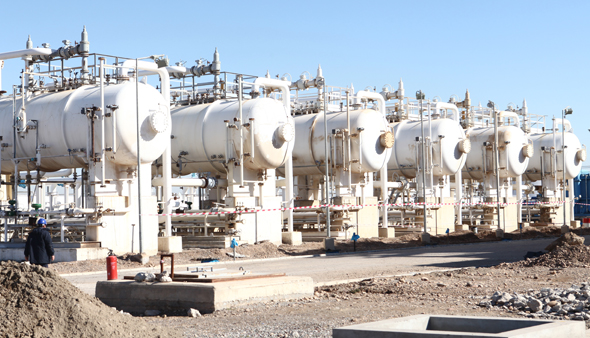 Oil in Libya: Production to Reach 2 million Barrels by 2015