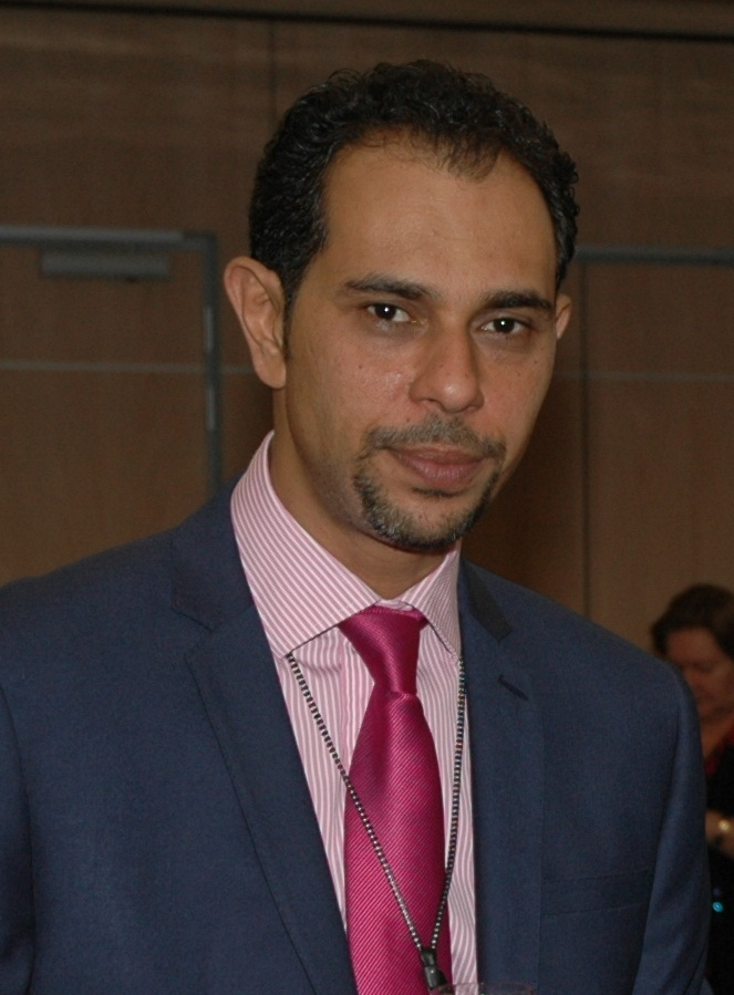 Mr. Nizar Elshirerf the Human Resources Manager in LAP