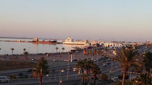 Punji-Loyd-Libya-Zilten-infrastructure