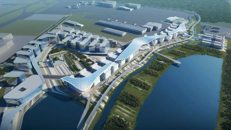 Best Aerospace Hub in Asia - Asia Aerospace City