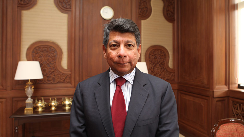 Tan Sri Dr. Mohd Munir Abdul Majid, Chairman of Bank Muamalat