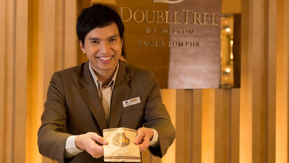 Double Tree Kuala Lumpur Cookie Culture