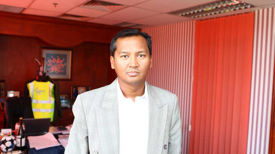 Mathavan A. Chandran, CEO of Infovalley Group of Companies