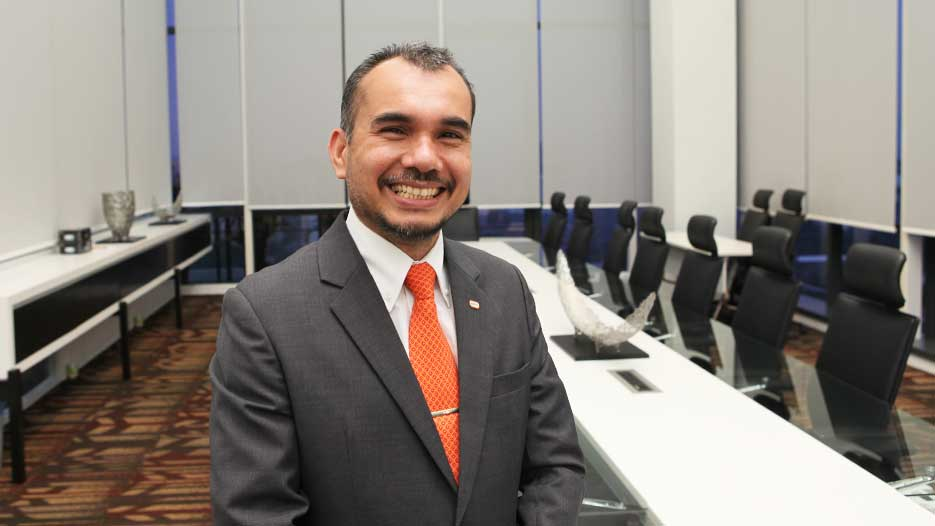 Zulkanian Kassim, Group Managing Director of MEPS
