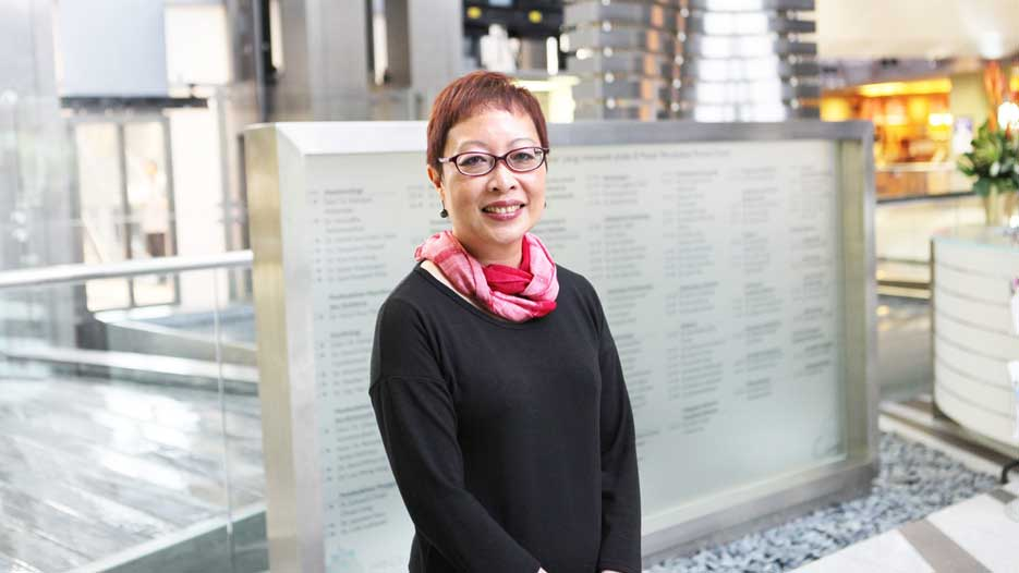Dr Chong Su Lin, Chief Executive Officer of Prince Court Medical Centre
