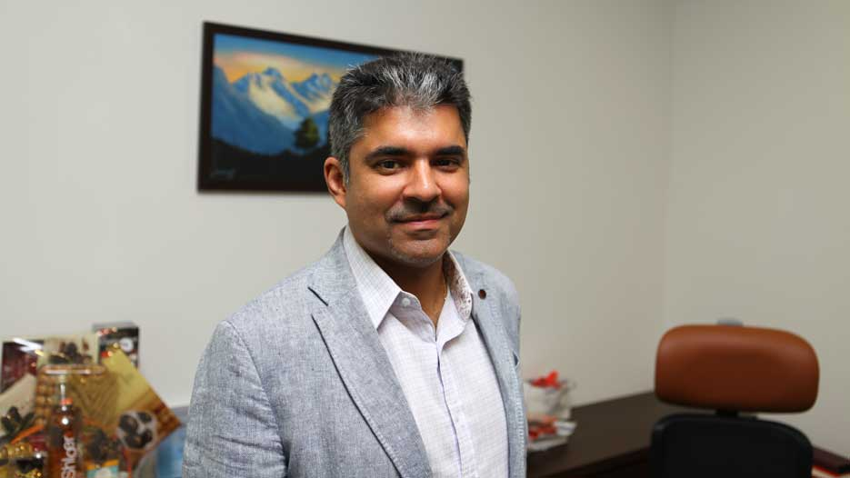 Rakesh Aravind, Country General Manager of TRAVELEX – Malaysia