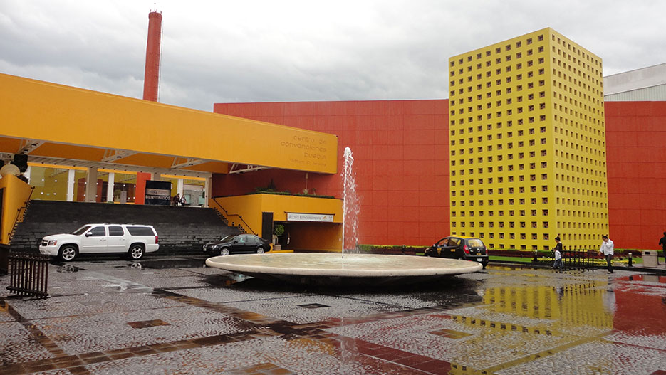 Puebla Convention Centre, Mexico