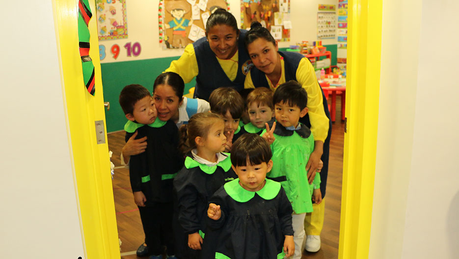 Kids Bee Happy: the most secure nursery and preschool in Mexico