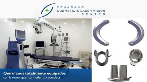 Laser-vision