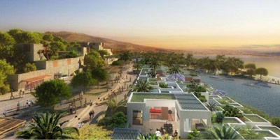 Marchica Project In Morocco Eco Tourism Project
