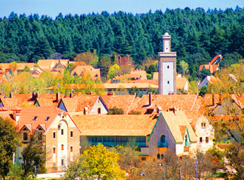 Ifrane Switzerland of Morocco
