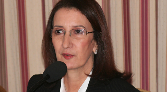 Amina Benkhadra, Minister of Energy, Mines, Water, and Environment