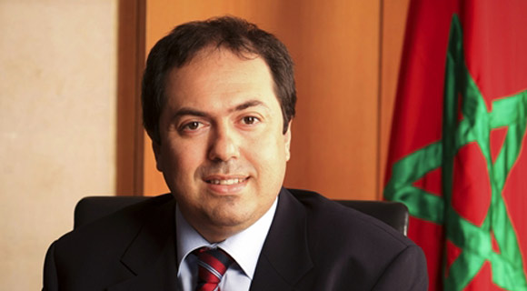 AbdelHamid Addou Director General of Morocco National Tourist Office