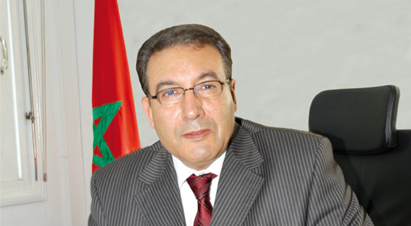 Mohammed Mbarki, Director of Oriental Agency