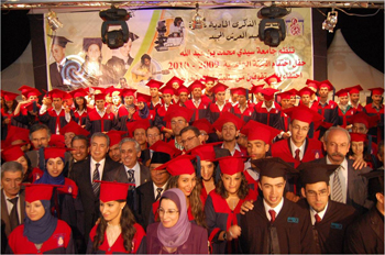 University of Sidi Mohamed Ben Abdellah Graduation