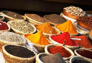 Spices in Fes