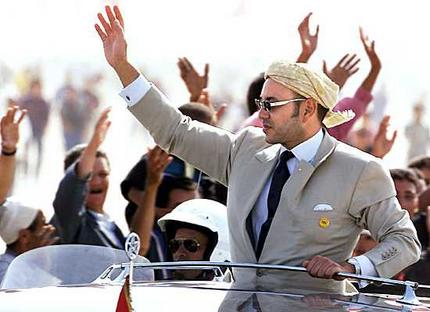 Mohammed VI Accession