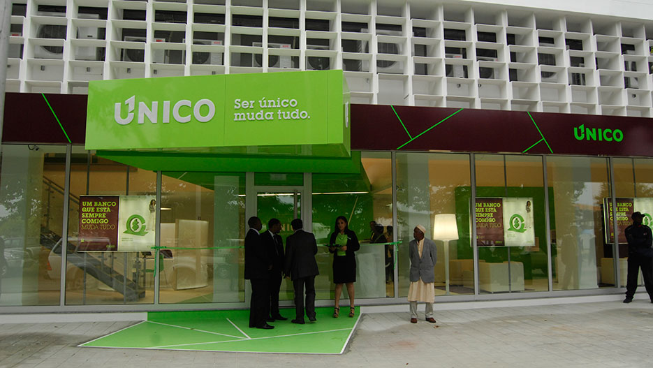 Banco Único focuses on being unique