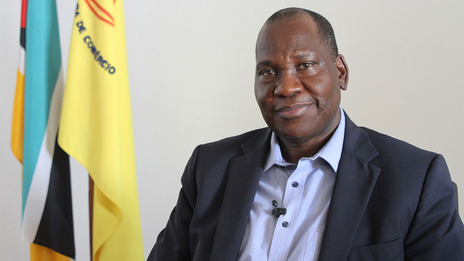 Julião Dimande, President of Mozambique Chamber of Commerce